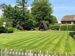 Rasenpflege - Gartenunterhalt Wetzikon - Zentralstrasse 3