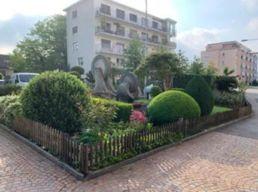 Kunst im Garten - Gartenunterhalt Wetzikon - Zentralstrasse 3